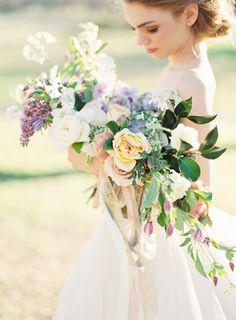 #weddingpretty  Photography: Kayla Barker Fine Art Photography - kaylabarker.com Wedding Dress: Watters - www.watters.com/CollectionHome/Watters/