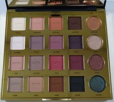 Tarte Tarteist Pro Amazonian Clay Palette Review & Swatches