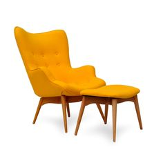 Paddington Deux Lounge Set in Mandarin | dotandbo.com