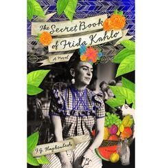 The Secret Book of Frida Khalo.