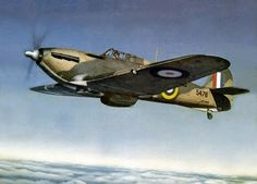 Canadian built Hurricane From 1941 Canadian produced Hurricanes used Packard built Merlin 28 powerplants with a Hamilton prop. without the customary spinner. Aircraft Photos, Ww2 Aircraft, Military Aircraft, Hawker Hurricane, Aviation Image, Ww2 Planes, Vintage Airplanes, Royal Air Force, War Machine