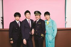 【ザテレビジョン芸能ニュース!】画像:「おっさんずラブ-in the sky-」SP対談! Chiba, News