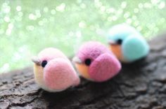 Nozomi Crafts: wool crafts