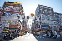 Visit Seoul - Attractions > Shopping > Traditional Markets