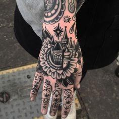 Tattooed by @will_geary  #tattoo #tattoos #tattooed #tattooart #ink #inks #inked #tattoosofinstagram #art #artwork #europe #worldwide #uk #america #tattoosofinstagram #international #blackworkers #blacktattoos  #igdaily #igtattoo #oldschooltattoo #traditionaltattoo #blacktraditionals #blacktraditionaltattoos #blacktraditional