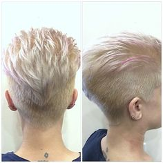 Undercut Hairstyles, Hairstyles Haircuts, Pixie Haircuts, Hair Undercut, Wedge Hairstyles, Blonde Hairstyles, Bouffant Hairstyles, Beehive Hairstyle, Updos Hairstyle