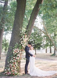 Floral design studio based in Paris, France. We provide floral decoration for weddings, events and flower classes. Flower Wall Wedding, Blush Wedding Flowers, Tree Wedding, Wedding Bells, Floral Wedding, Wedding Stuff, Wedding Ceremony Script, Wedding Backdrops, Wedding Ceremonies