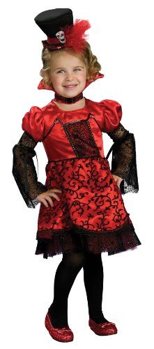 Cute as Can Be Toddler Costume, Vampire Princess -- You can find out more details at the link of the image.
