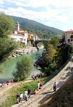 Slovenië is een divers land, met bergen, smaragdgroene rivieren en watervallen, witte én rode wijngebieden, kilometerslange grotten, een Mediterrane kust en landschappen die op Toscane lijken volgens Droomplekken.nl. / Klik de link beneden en lees de artikel. / foto bron Jure Rovscek / @MijnSlovenie Istria Croatia, Slovenia Travel, Beautiful Places In The World, Image Categories, Berg, Woodland, Places To Go, Europe, Island