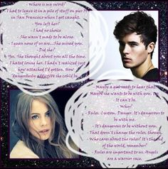 World after. Penryn and Raffe. When they were talking about each other asdfghjkl