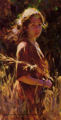 Summer Wheat by Scott Burdick