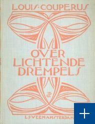 Julius de Preatere: band voor Louis Couperus, Over lichtende drempels (1902)