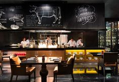 Bangkok Marriott Sukhumvit - steakhouse