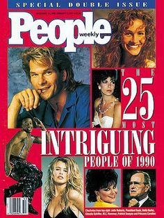 People Magazine 1990
