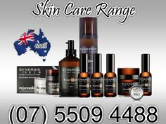 Synergie Skin - The Best Skin Care Range Of Products In Australia by TheLotusInstitute via slideshare
