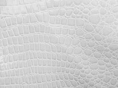 crocodile textured vinyl wallpaper   Vinyl Crocodile White Fake Leather 54 Inch