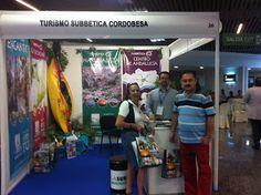 Turismo en la Subbética Cordobesa: LA MANCOMUNIDAD DE LA SUBBÉTICA CORDOBESA EXPONE E...