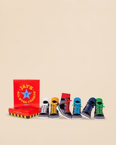 Trumpette Infant Boys' Jay's All Star Champs Socks, Set of 6 - Sizes 0-12 Months | Bloomingdale's