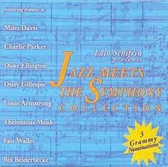 Precision Series Lalo Schifrin - Jazz Meets the Symphony Collection