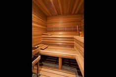 Love this luxury sauna - Scottsdale, AZ. Furniture Styles, Basement Remodeling, My Dream Home, My House, Home And Family, Spa, Stairs, Luxury, Ski Chalet