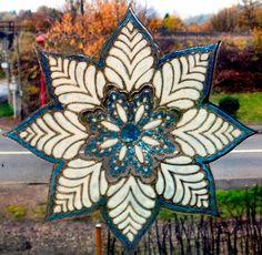 wicoart window color sticker static cling noel christmas blanc etoile - Windows Color Noel