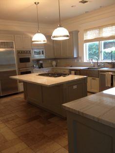 Kitchen -after