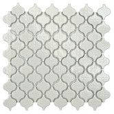 "Found it at Wayfair Supply - Beacon Mini 1.375"" x 1.5"" Porcelain Mosaic Tile in Glossy White"