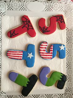 Avengers cookies - Visit to grab an amazing super hero shirt now on sale!