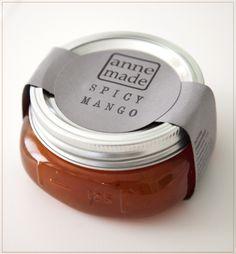Jar label idea