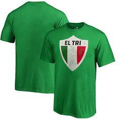 fd2099892 Mexico Fanatics Branded Youth El Tri T-Shirt – Kelly Green