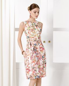 Aire Barcelona: Wedding dresses and evening gowns Casual Dresses, Short Dresses, Casual Outfits, Fashion Dresses, Summer Dresses, Formal Dresses, Pretty Dresses, Beautiful Dresses, Dress Skirt