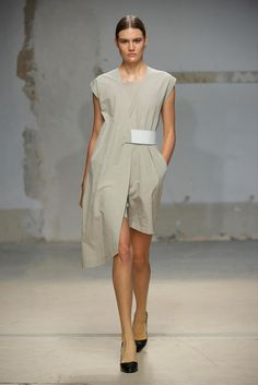 DAMIR DOMA Women's Spring Summer 2014 Look XI.
