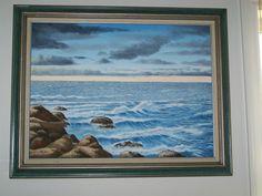 Seascape art.