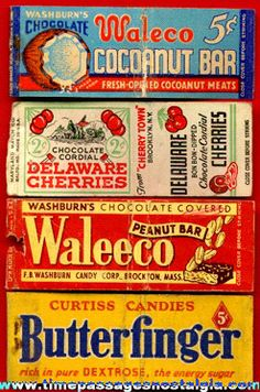 Waleeco coconut bar