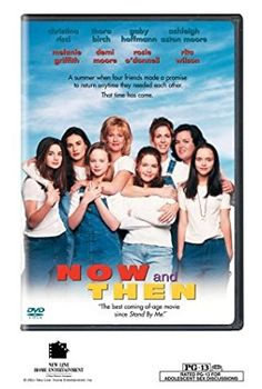 Now and Then One of the best coming of age movies I've ever seen. Chick Flicks, Chick Flick Movies, Film Music Books, Music Tv, Emission Tv, Bon Film, Demi Moore, Sr1, See Movie
