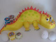 Cake Photos - Newest Baby Boy Birthday Cake, Dinosaur Birthday Cakes, Dinosaur Party, Third Birthday, Birthday Fun, Dinosaur Dinosaur, Dinosaur Cake Tutorial, Biscuit, Dino Cake