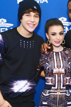 Austin Mahone & Cher Loyd
