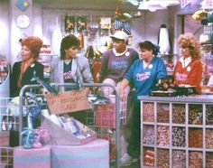 Knowing that Over Our Heads was the best fictional store to ever exist. | 53 Things Only '80s Girls Can Understand