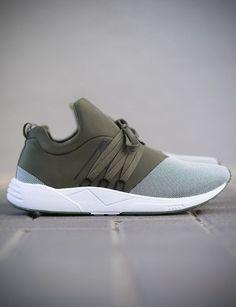 878eac6d2bb7 ARKK Copenhagen RAVEN AS1423-3415-M DUSTY OLIVE Sneaker