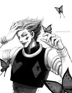 Hisoka.Art by Namusw.♦Joker♦ : Photo
