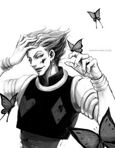 Hisoka.Art by Namusw.♦Joker♦ : Photo