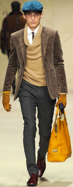 Burberry. Fresh pinspiration daily - follow http://pinterest.com/pmartinza