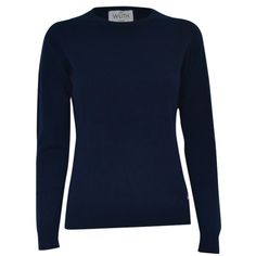 SS Classic Pullover - Navy