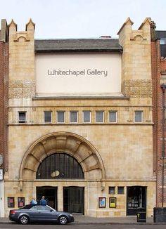 Whitechapel Gallery  Charles Harrison Townsend (1851-1928)