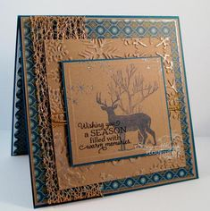 Warm Winter Wishes by Twinshappy - Cards and Paper Crafts at Splitcoaststampers