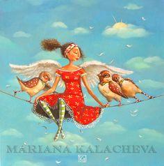 Марианна Калачева художница: 2 тыс изображений найдено в Яндекс.Картинках