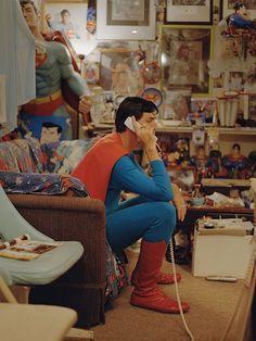 Christopher Reeve as Superman Superman Movies, Superman Art, Superman Characters, Superman News, Action Comics 1, Dc Comics Art, David Lachapelle, Christopher Reeve Superman, Foto Portrait