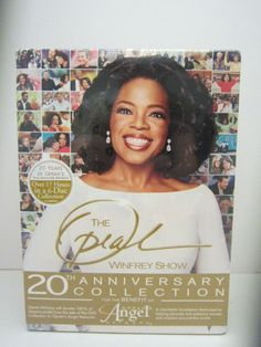 Perfect gift for the Oprah fan! The Oprah Winfrey Show - 20th Anniversary Collection (DVD, 2005, 6-Disc Set) NEW