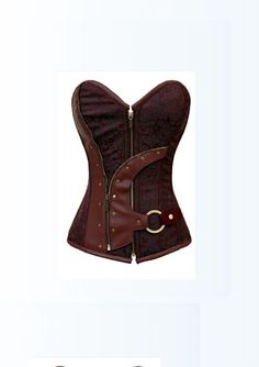 green Steam punk corsets    Fabric: Polyester  Gift matching T-Underpants    Delivery time is 3-5 days