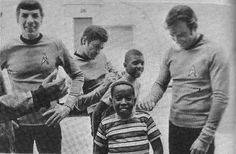 images of star trek the series | Rare Photos - star-trek-the-original-series Photo